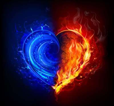 Fire and Water Love