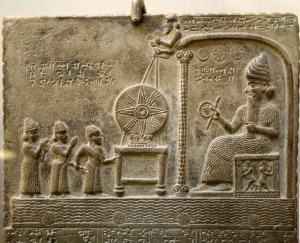Tablet_of_Shamash_relief